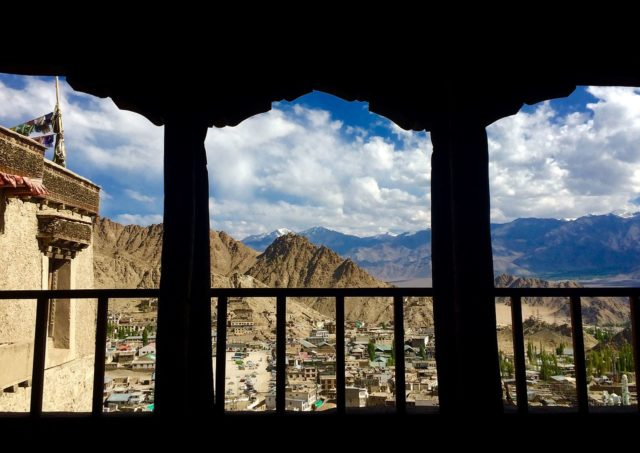 The view from the palace. Author: Aditya.arr. CC BY-SA 4.0