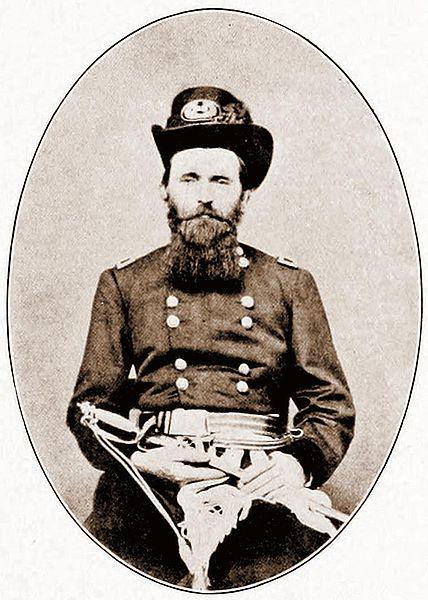 Ulysses S Grant. Author:UnknownPublic Domain