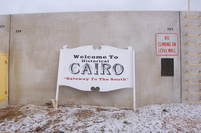 Welcome to Cairo. Author:Nick JordanCC BY 2.0