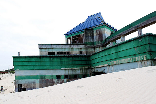 Macassar Beach Pavillion – Author: Jim Sher – CC BY 2.0
