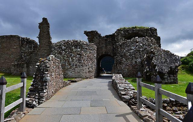 The gatehouse/ Author: HARTLEPOOLMARINA2014 – CC BY-SA 3.0