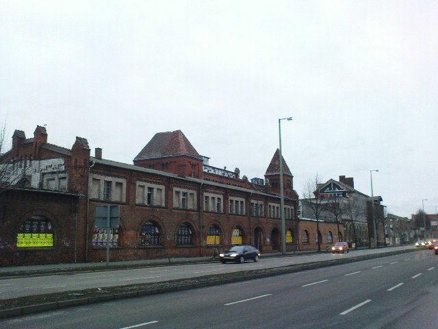 Barrel factory and storage – Author: Josch12357 – Public Domain