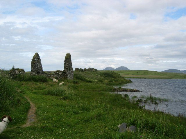 The chapel/ Author: Sheila O'Donnell – CC BY-SA 2.0