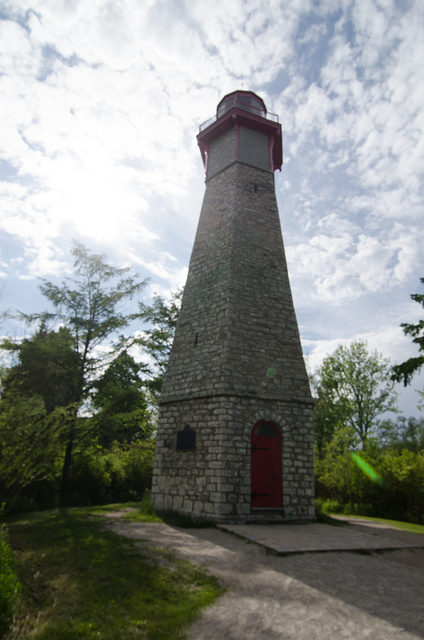 Gibraltar Point Lighthouse different angle. Author:Jason BakerCC BY 2.0