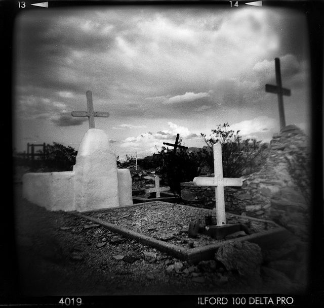 Part of the cemeteries. Author:BBAWCC BY 2.0