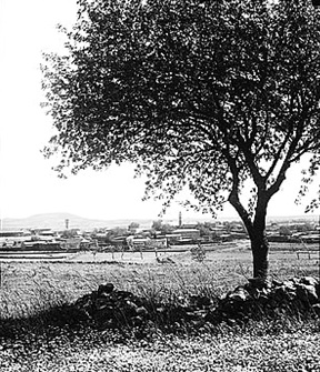 The tranquil town of Quneitra (1929)