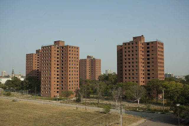 The Housing Project. Author:Albert duce CC BY 3.0