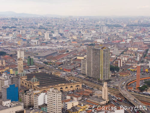 The locals called it the largest vertical slum. Author: Ze Carlos Barretta. CC BY 2.0