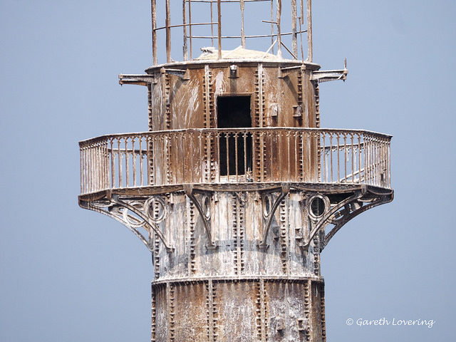 The top part of the lighthouse. Author:Gareth Lovering PhotographyCC BY-ND 2.0