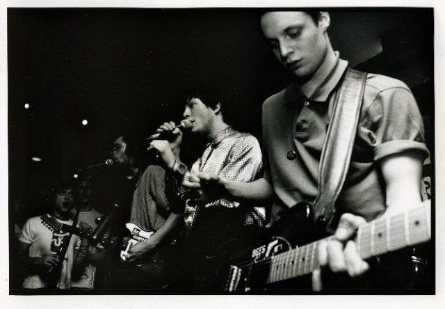 The Maccabees at Artrocker Festival, Buffalo Bar, 2006. Author: Greg Neate. CC BY 2.0