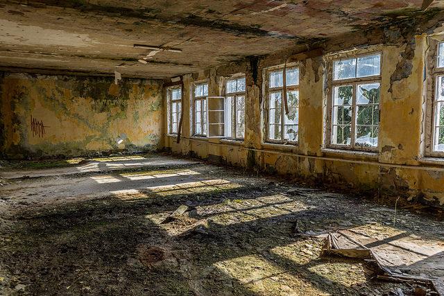 Decline of Krampnitz – Author: Johannes Nest – CC BY 2.0