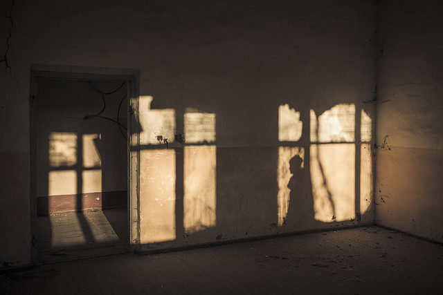 Empty schoolroom – Author: nicospecial – CC BY 2.0