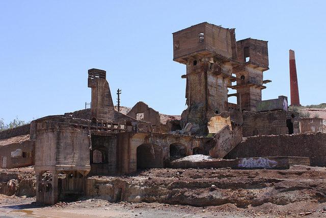 Mine of São Domingo – Author: Iolanda Pereira – CC BY 2.0
