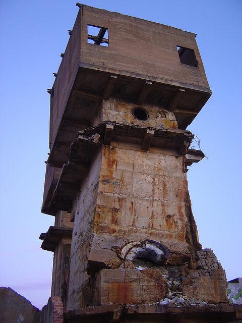 São Domingo mine tower – Author: Francisco Monteiro – CC BY 2.0