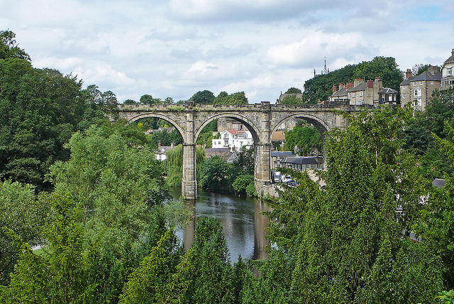 The Nidd Viaduct/ Author: Tim Green – CC BY 2.0