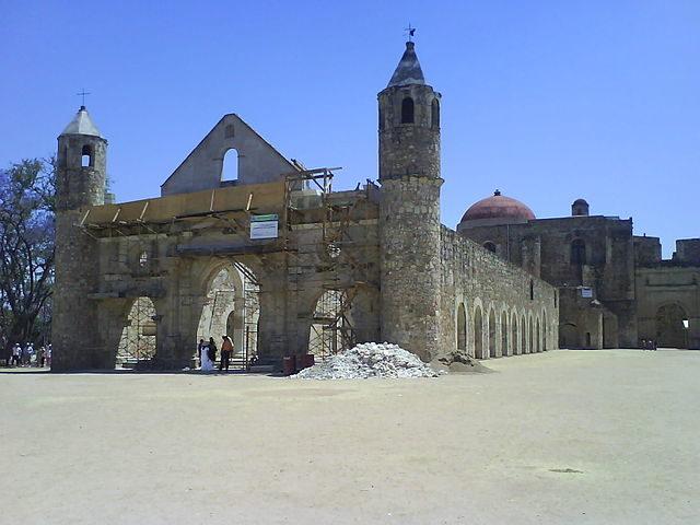 The ex-monastery complex/ Author: Fernando Solís – CC BY-SA 3.0
