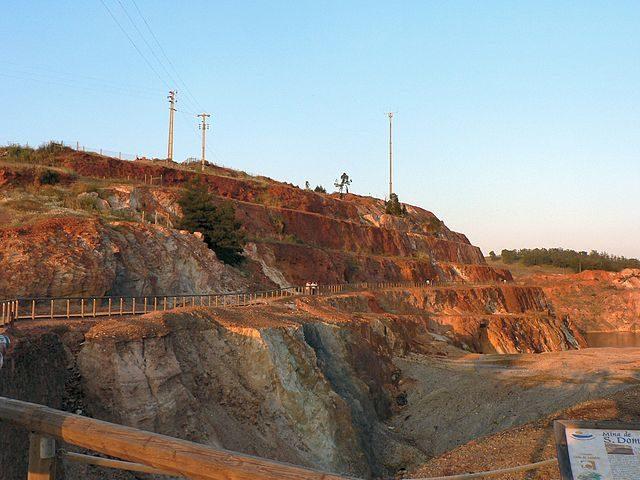 São Domingo Mine – Author: Paulo Juntas – CC BY-SA 2.5
