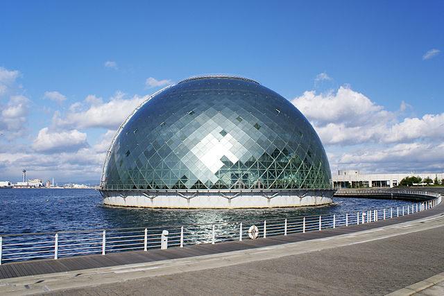 Osaka Maritime Museum in Osaka, Japan – Author: 663highland – CC BY 2.5