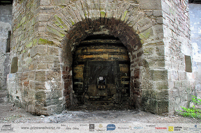 Close up on the furnace – Author: Prin Transilvania – CC BY 2.0