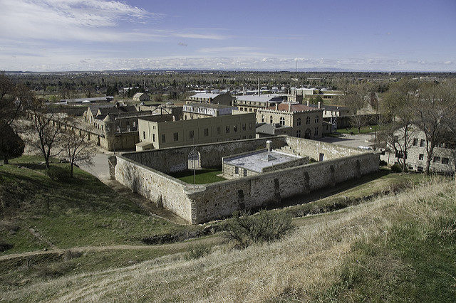 A general view of the prison. Author:mark6maunoCC BY-SA 2.0