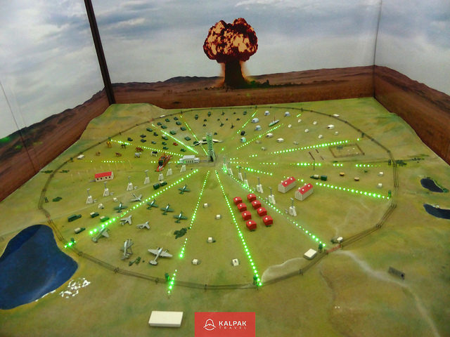 A model of the test site. Author:Kalpak TravelCC BY 2.0