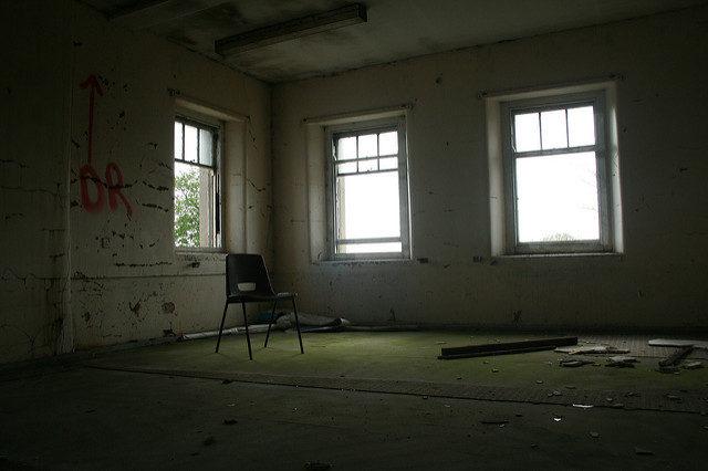 Empty day-room. Author:Olga PavlovskyCC BY 2.0