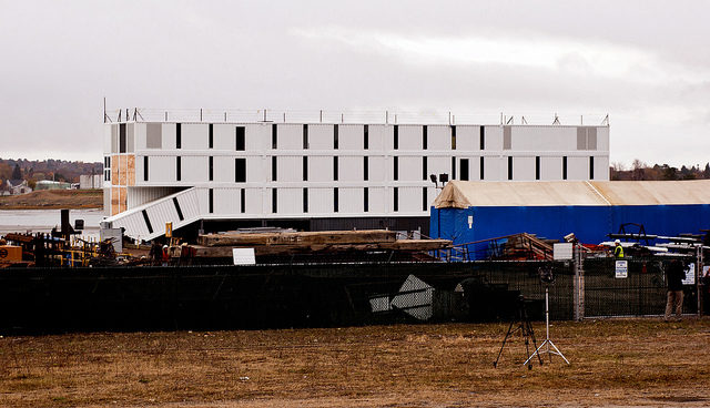 Google Barge at Portland Maine – Author: cloud2013 – CC BY 2.0
