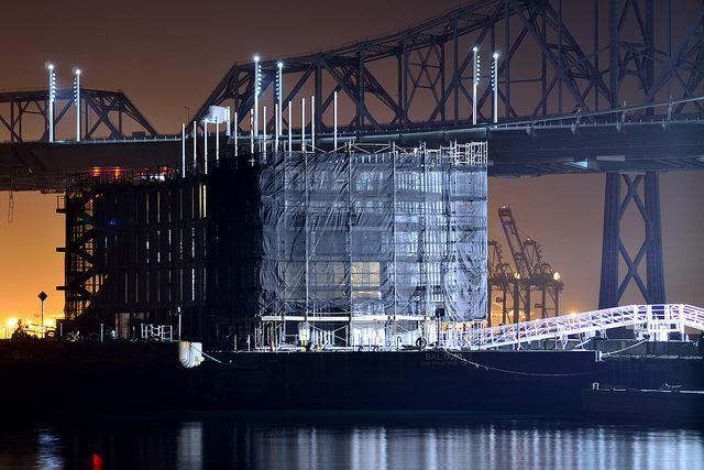 Google Barge – Author: Tom Hilton – CC BY 2.0