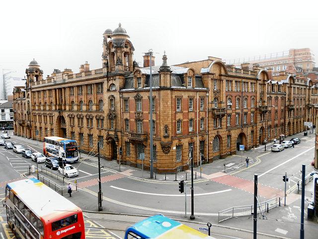 London Road Fire Station. Author:David DixonCC BY-SA 2.0