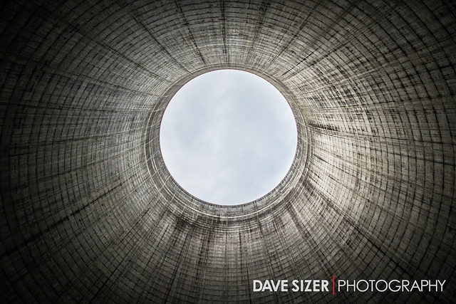 Looking up the tower. Author:Dave SizerCC BY 2.0