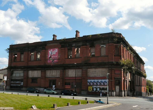 Manchester Mayfield Station. Author:Gerald EnglandCC BY-SA 2.0