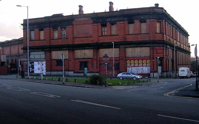 Manchester Mayfield Station. Author:Pit-yackerCC BY-SA 2.5