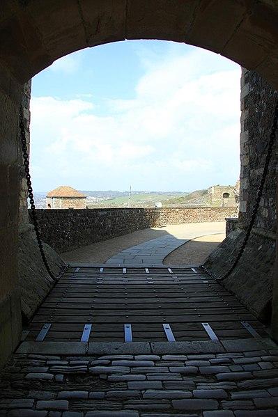 One of the gates. Author:Karen Roe from Bury St Edmunds, Suffolk, UK, United KingdomCC BY 2.0