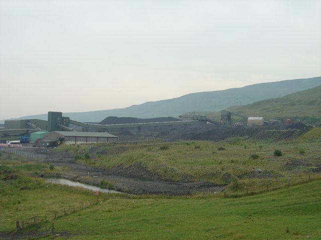 Panorama of Tower Colliery. Author:Alan Murray-RustCC BY-SA 2.0