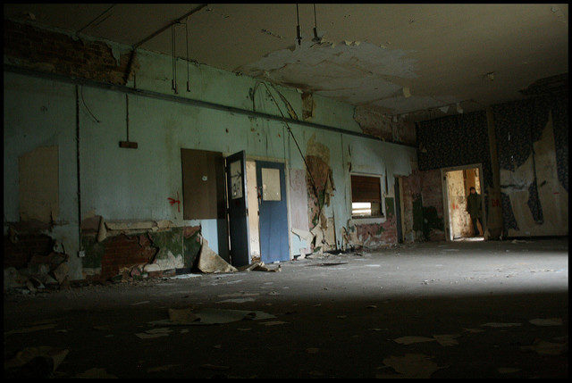 Part of the interior of the hospital. Author:Olga PavlovskyCC BY 2.0