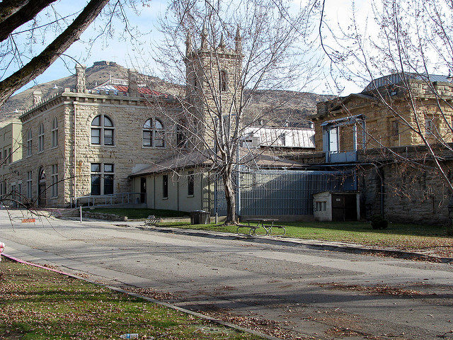 Part of the Old State Penitentiary. Author:ChristopherCC BY-SA 2.0