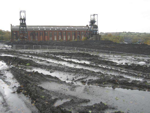Penallta Colliery. Author:Kev GriffinCC BY-SA 2.0