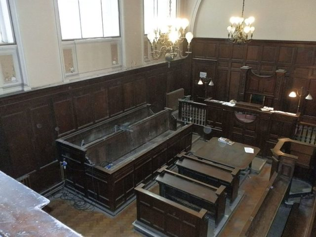 The Coroner's Court. Author:Delusion23CC BY-SA 4.0