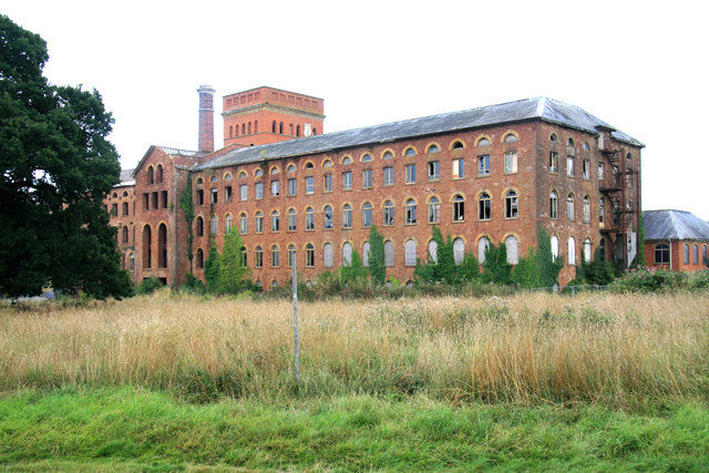 The mill in 2010. Author:Chris AllenCC BY-SA 2.0