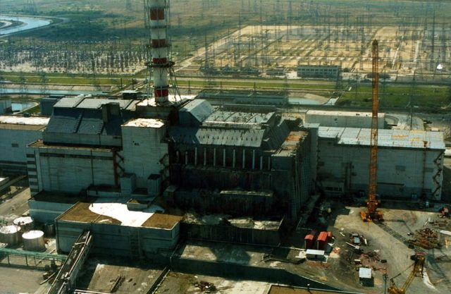 The nuclear reactor number 4. Author:IAEA ImagebankCC BY-SA 2.0