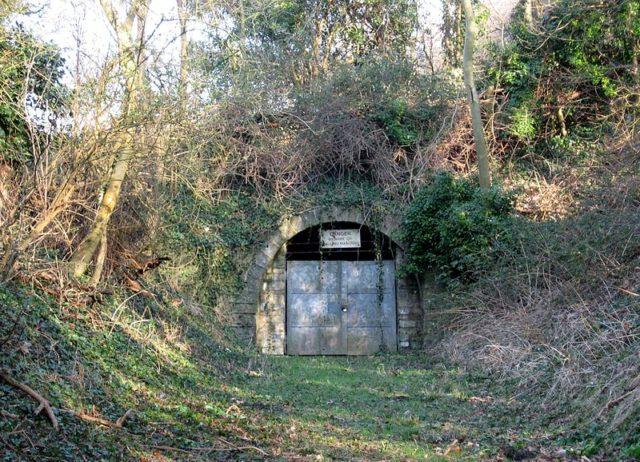The Willsbridge Tunnel. Author:Bob&Anne PowellCC BY-SA 3.0