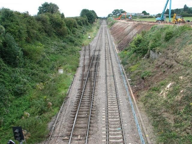 The Wye Valley Junction. Author:Roy ParkhouseCC BY-SA 2.0