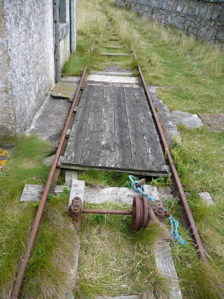 What is left from the railway. Author:Phil CatterallCC BY-SA 2.0