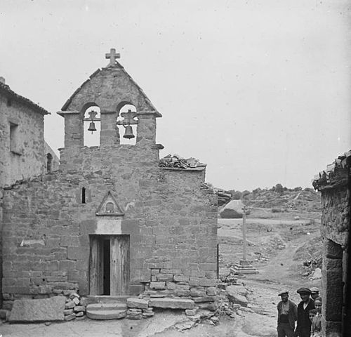 Conill's church in 1916.