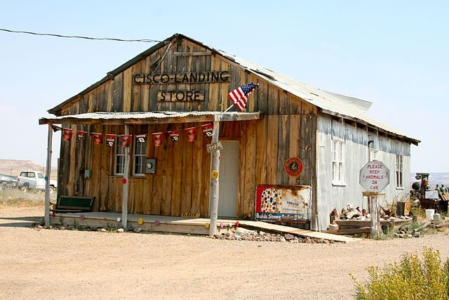 The Landing Store in 2009/Author: GerthMichael – CC BY-SA 3.0