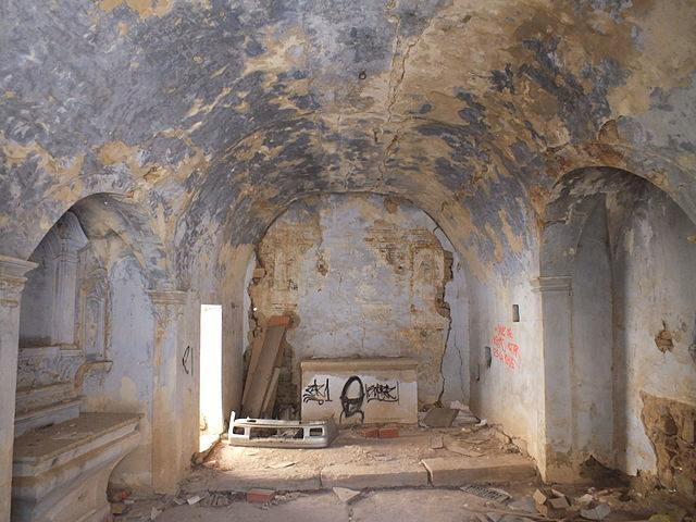 The interior of the church. Author: Joangabernetcastelar – CC BY-SA 3.0