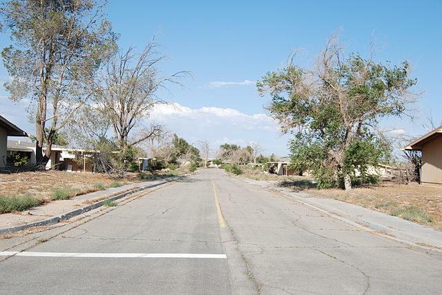 Empty streets. Author: Eddie Maloney – CC BY-SA 2.0