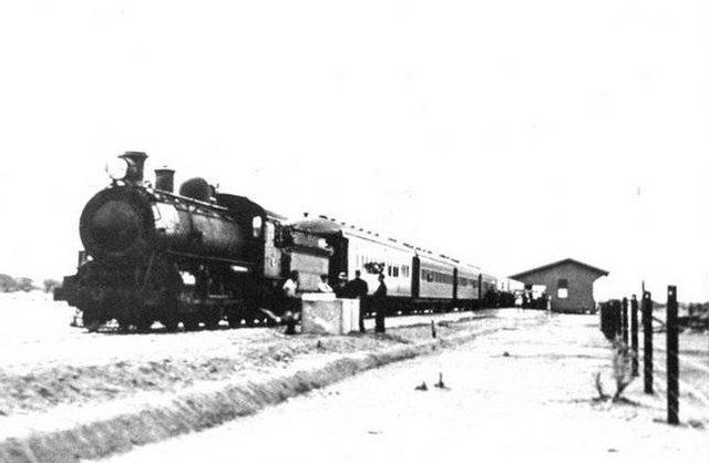L class, Big Bell, 1937
