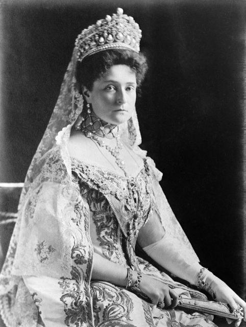 Alexandra Feodorovna.