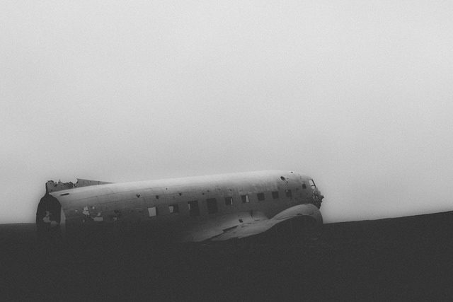 An artistic photograph of DC-3. Author:barnimages CC BY 2.0